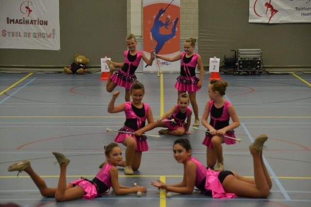 Geslaagde wedstrijd in Helmond
